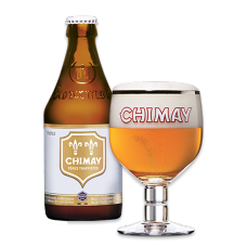 Chimay White / Triple